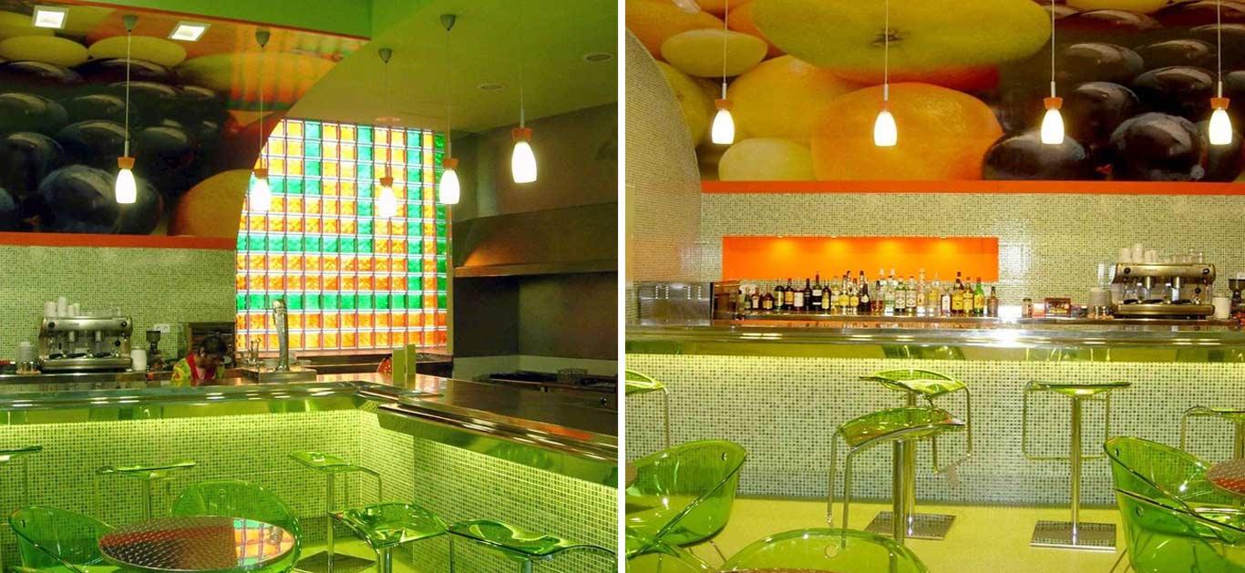Los mejores dise os de interiores de bares y restaurantes Disenos de interiores para restaurantes